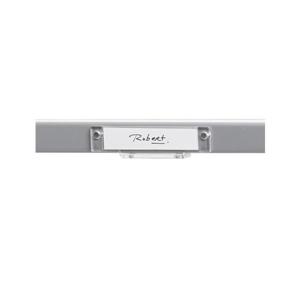 Magnetic Label Holder | Büroeinrichtung - Büroplanung - Innenausbau | WSA