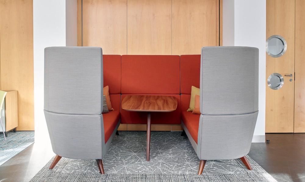 Cwtch | Büroeinrichtung - Büroplanung - Innenausbau | WSA