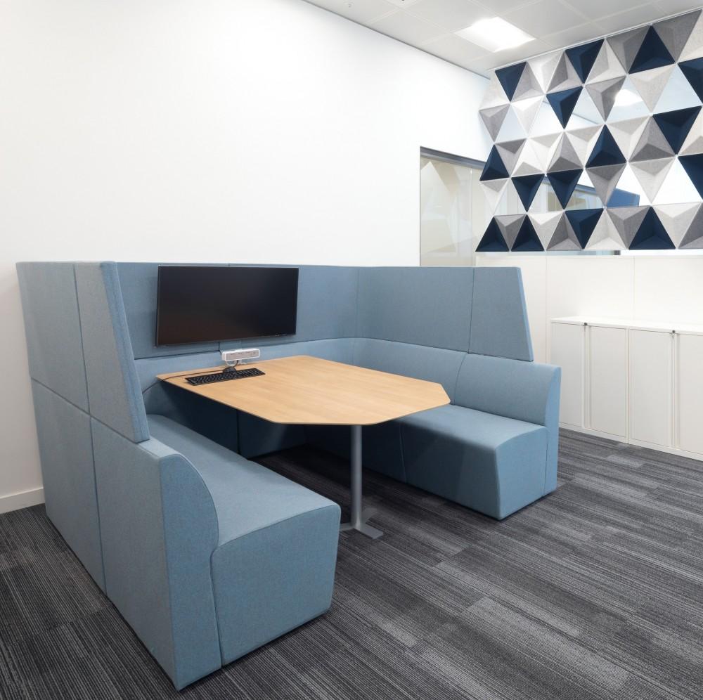 Away from the Desk | Büroeinrichtung - Büroplanung - Innenausbau | WSA