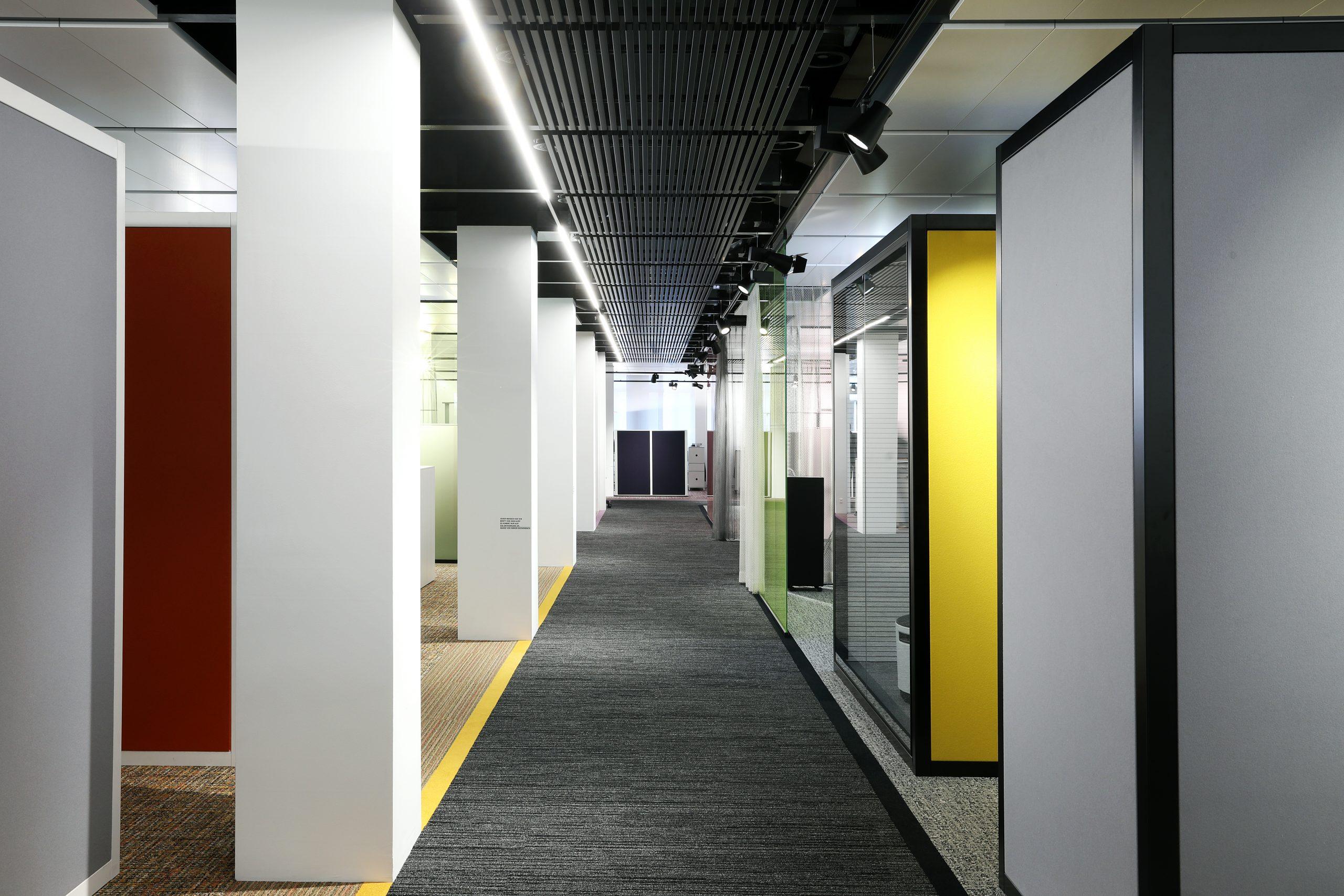 Büroeinrichtung - Büroplanung - Innenausbau | WSA