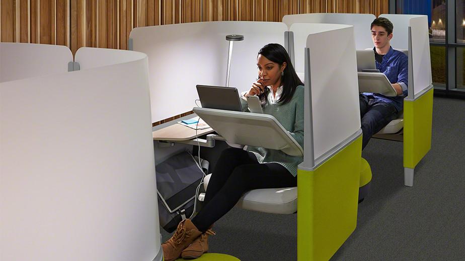 Brody | Büroeinrichtung - Büroplanung - Innenausbau | WSA