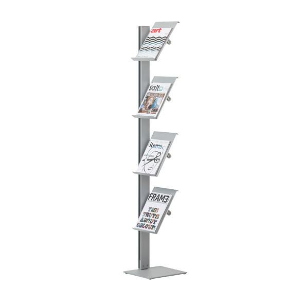 Flexxible single brochure holder | Büroeinrichtung - Büroplanung - Innenausbau | WSA