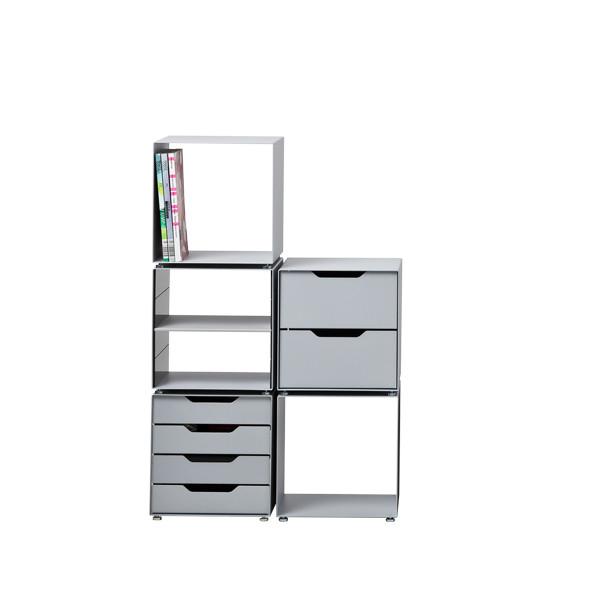 Box01 storage system | Büroeinrichtung - Büroplanung - Innenausbau | WSA