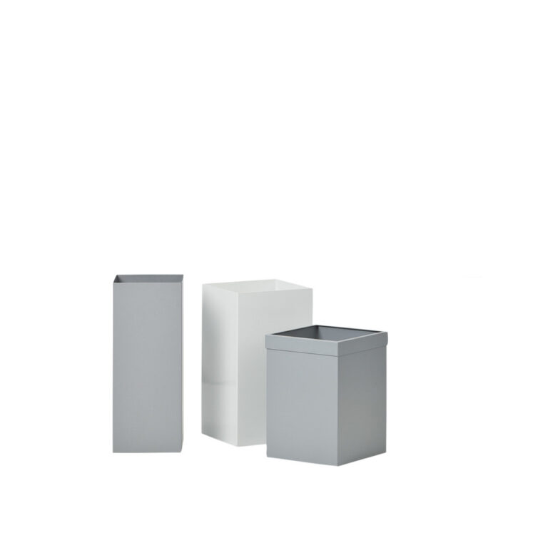 Square Papierkorb   Büroeinrichtung - Büroplanung - Innenausbau   WSA