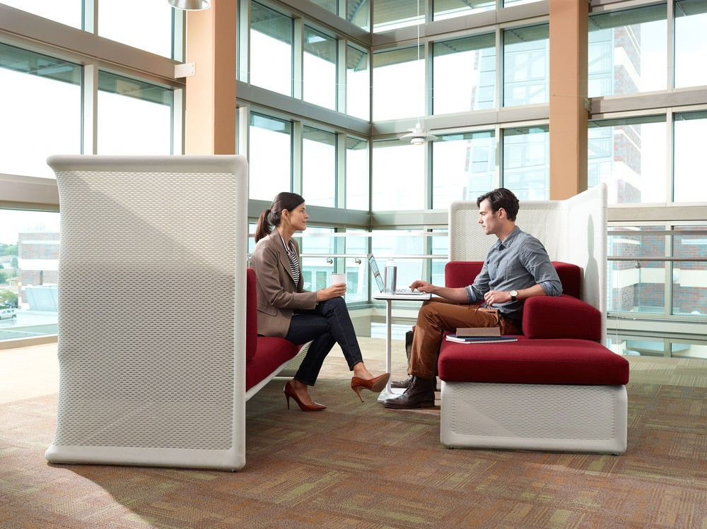 Lagunitas | Büroeinrichtung - Büroplanung - Innenausbau | WSA