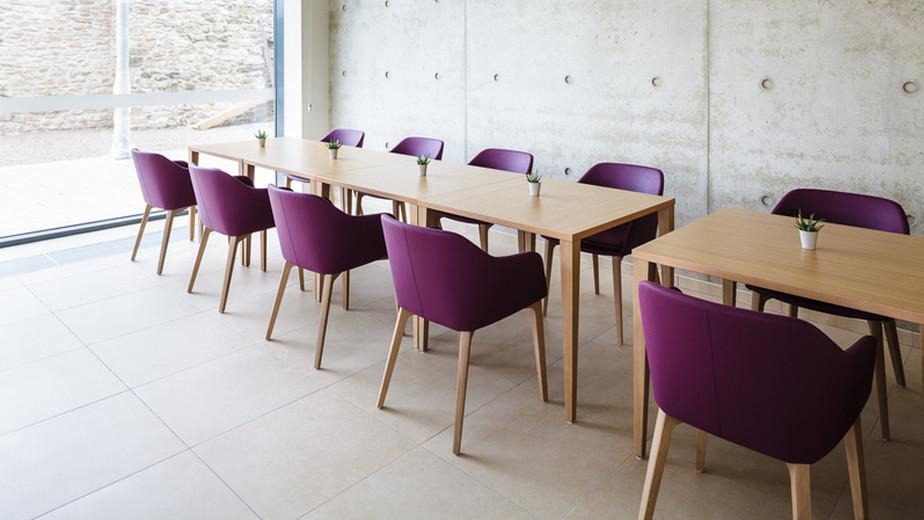 Fina club | Büroeinrichtung - Büroplanung - Innenausbau | WSA