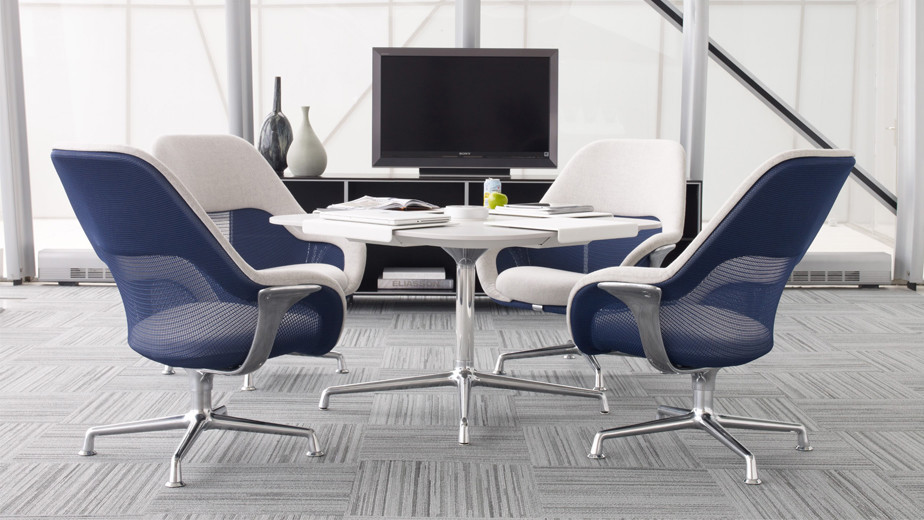SW-1 lounge | Büroeinrichtung - Büroplanung - Innenausbau | WSA
