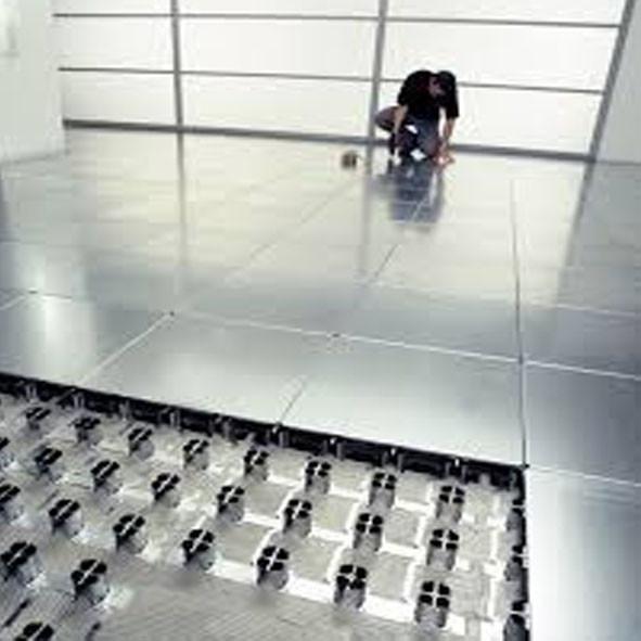 Double-floor systems | Büroeinrichtung - Büroplanung - Innenausbau | WSA