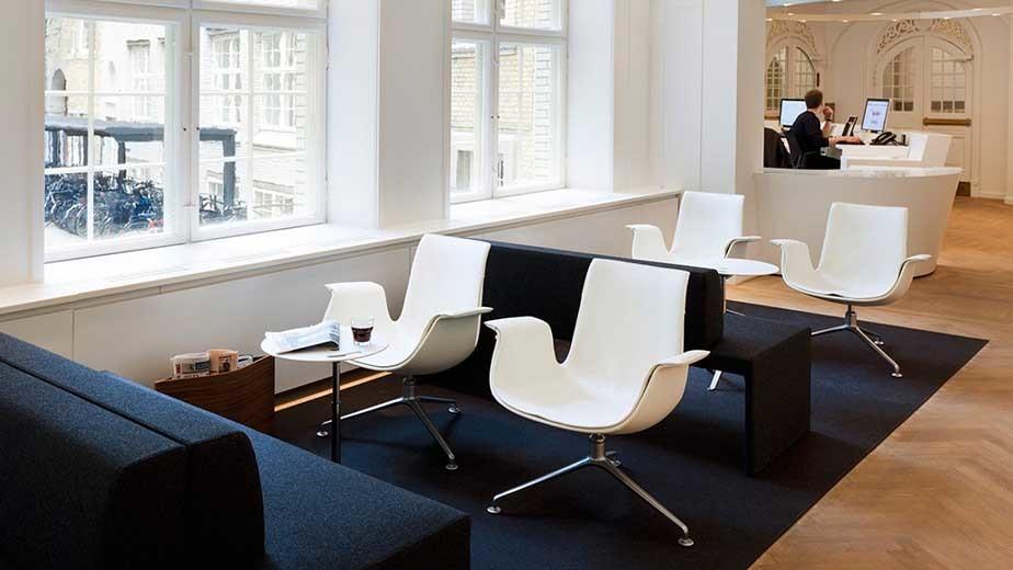 FK Lounge | Büroeinrichtung - Büroplanung - Innenausbau | WSA