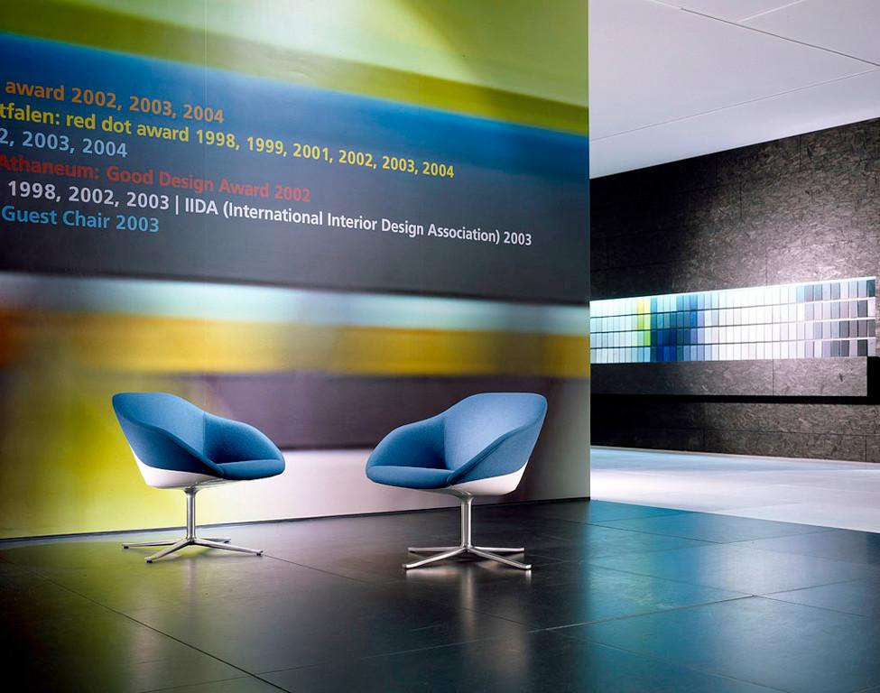 Turtle Lounge | Büroeinrichtung - Büroplanung - Innenausbau | WSA