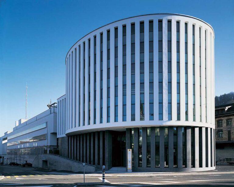 Saint-Gall   Büroeinrichtung - Büroplanung - Innenausbau   WSA