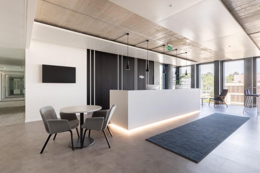 Genève | Büroeinrichtung - Büroplanung - Innenausbau | WSA