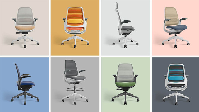 Series 1 | Büroeinrichtung - Büroplanung - Innenausbau | WSA