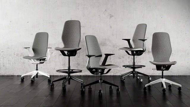 SILQ | Büroeinrichtung - Büroplanung - Innenausbau | WSA