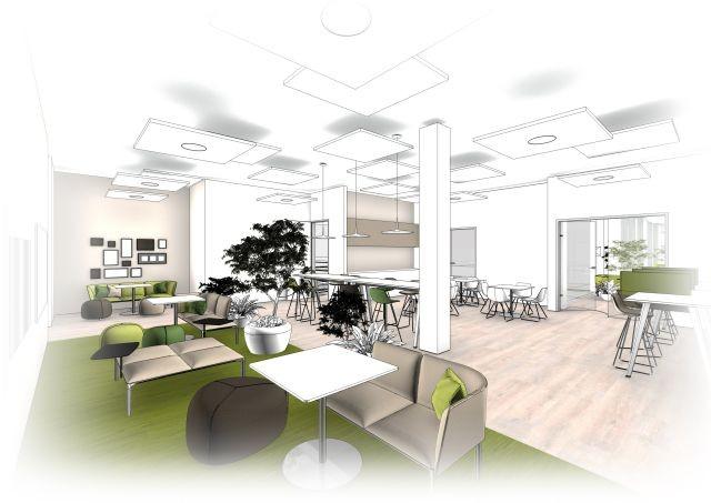 Design intérieur | Büroeinrichtung - Büroplanung - Innenausbau | WSA