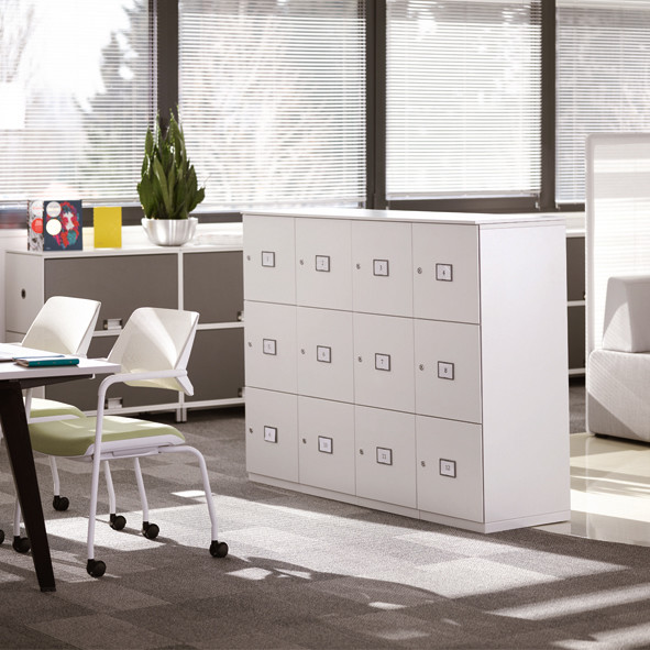 Collection Casiers | Büroeinrichtung - Büroplanung - Innenausbau | WSA