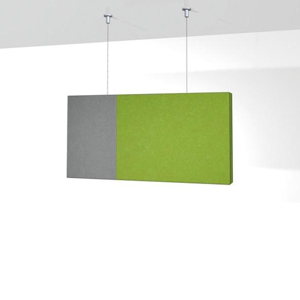 Acousticpearls Color Fields | Büroeinrichtung - Büroplanung - Innenausbau | WSA