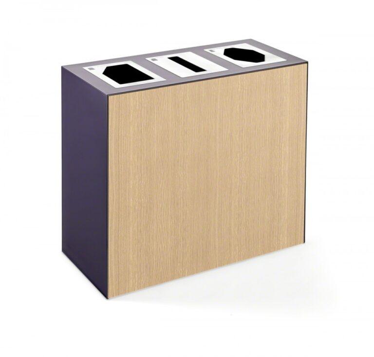 Volume Art Recyclage Station | Büroeinrichtung - Büroplanung - Innenausbau | WSA